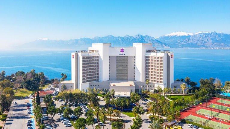 فندق أكرا أنطاليا