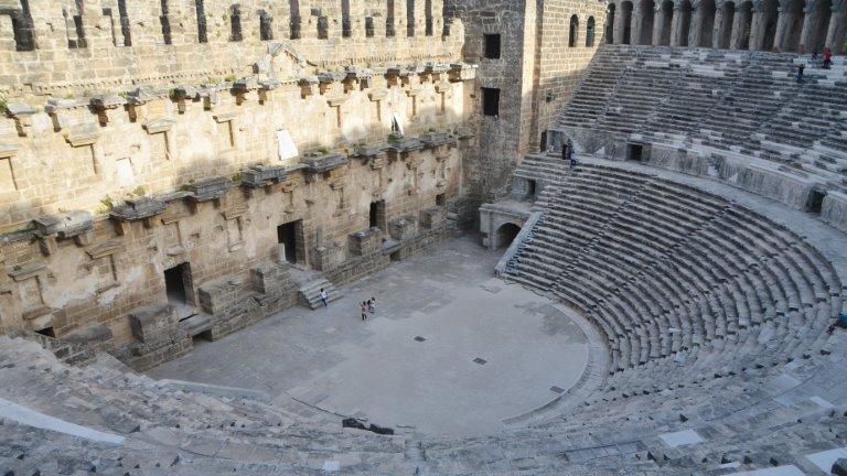 مدينة أسبندوس القديمة