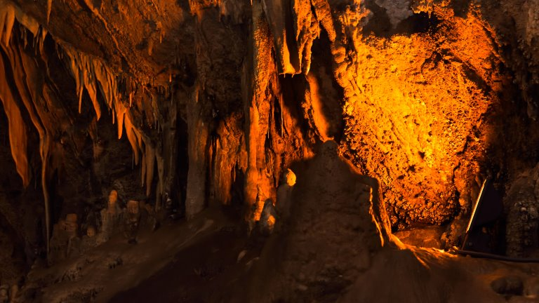 كهوف ألانيا الصخرية