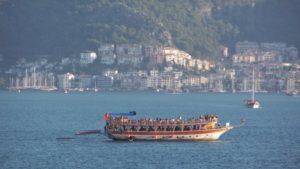 جولة جزر فتحية احد جولات سياحية في أنطاليا