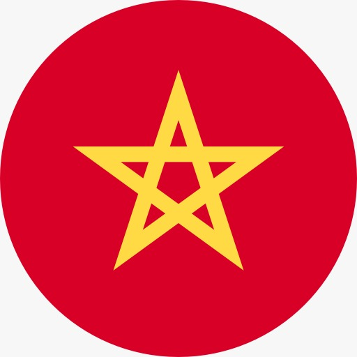 علم المغرب