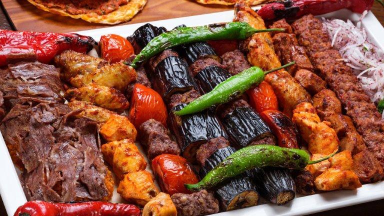 مطعم حاجي سعد كباب