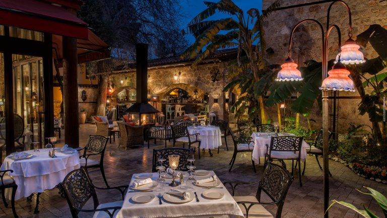 مطعم سيراسر فاين