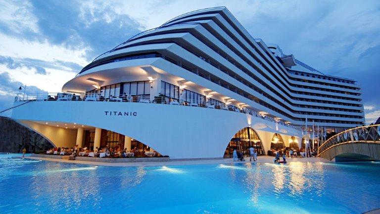 فندق تيتانيك بيتش لارا