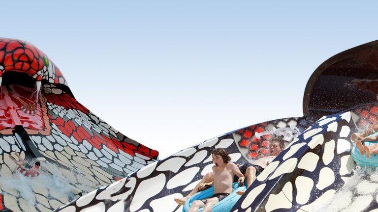 حديقة أكوا دولفين - الأماكن في تركيا للعوائل