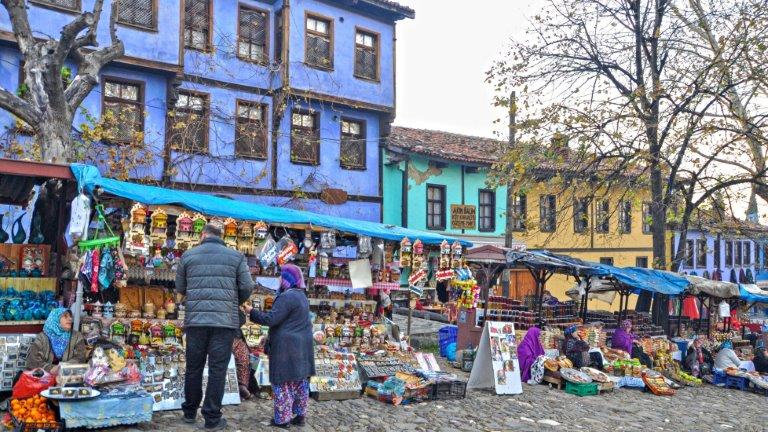 القرية العثمانية - الأماكن في تركيا للعوائل