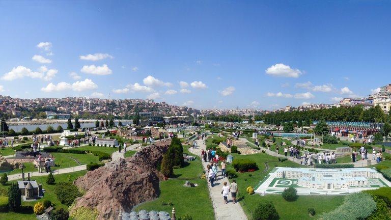 مينيا تورك - الأماكن في تركيا للعوائل