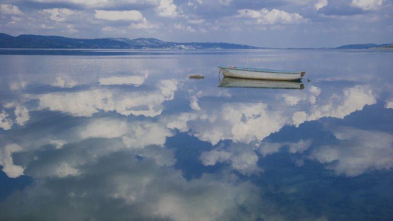 بحيرة سبانجا - السياحة في تركيا