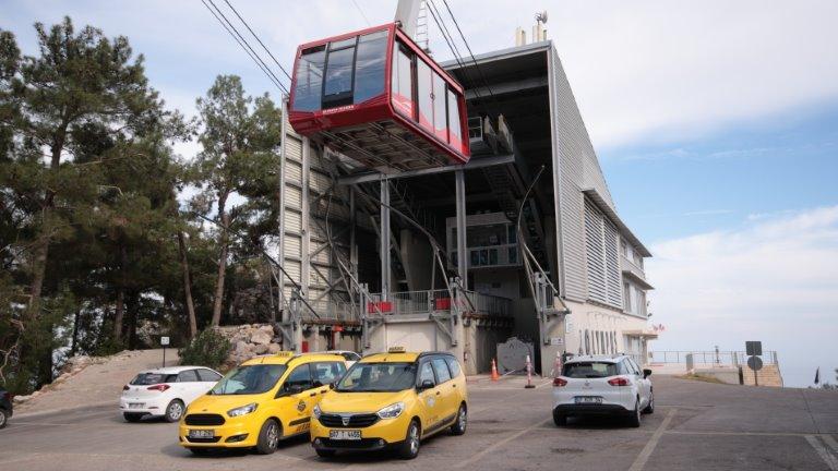 تلفريك أوليمبوس - الأماكن في تركيا للعوائل