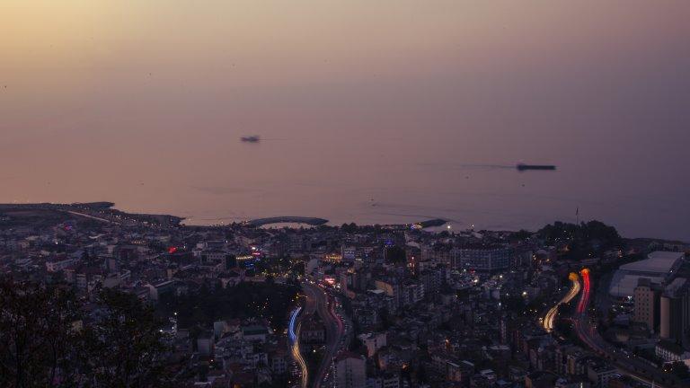 مدينة طرابزون - السياحة في تركيا