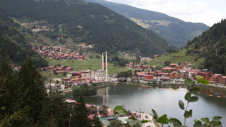 قرية أوزنجول - السياحة في تركيا