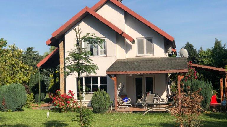 أحد البيوت الريفية في تركيا - أسعار الشقق في تركيا