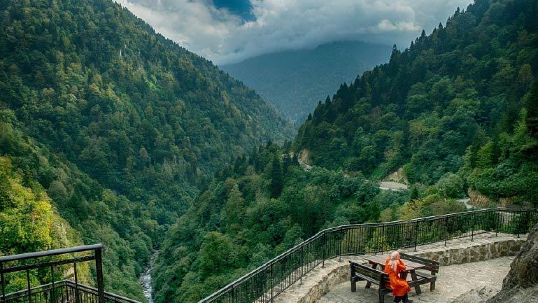 اجمل المدن السياحية في تركيا - ريزا