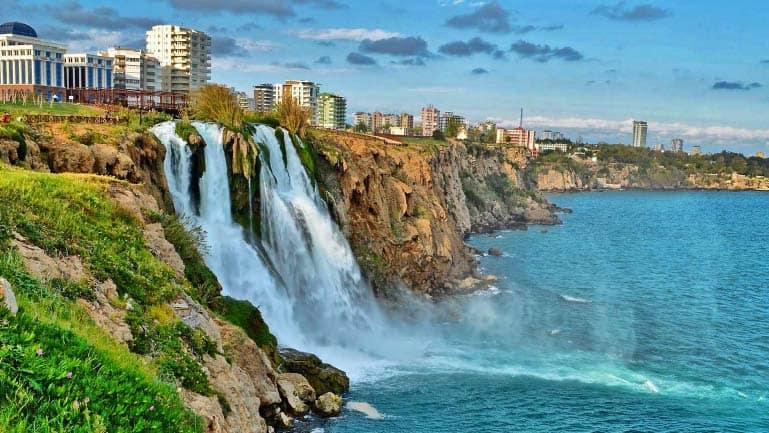 اجمل المدن السياحية في تركيا - انطاليا