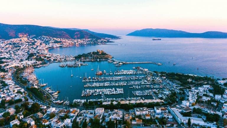 اجمل مدن تركيا السياحية - مارمريس