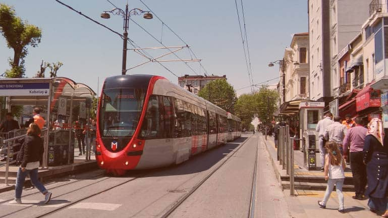 ترام واي اسطنبول