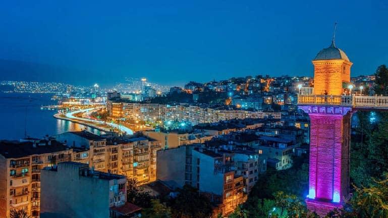 اجمل مدن تركيا السياحية - ازمير -