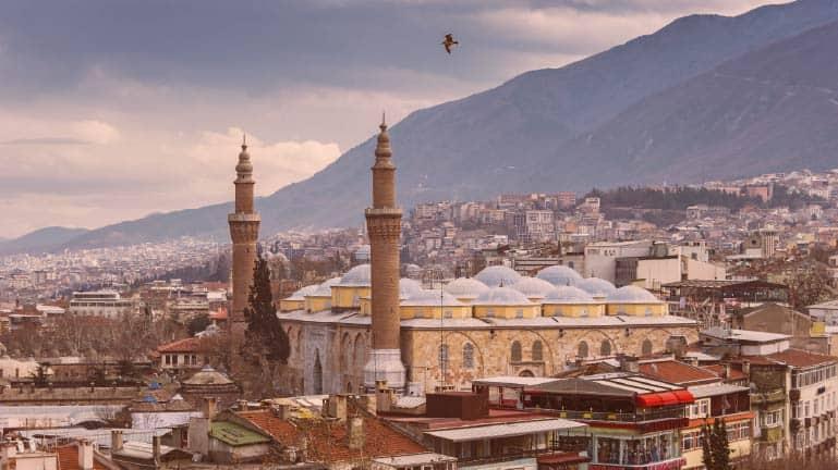 اجمل مدن تركيا السياحية - بورصة -