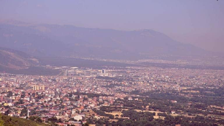 اجمل المدن السياحية في تركيا - دنيزلي -