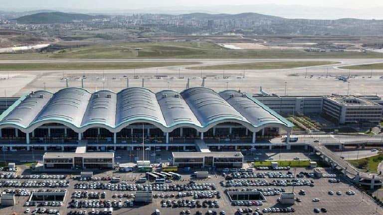 الاستقبال من مطار صبيحة كوتشن في اسطنبول الاسيوية